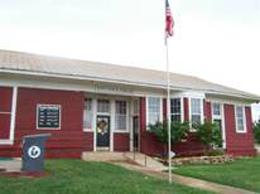 Depot Public Library Logo